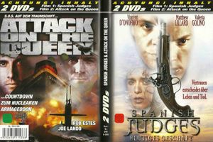 2 DVDs - Spanish Judges & Attack on the Queen