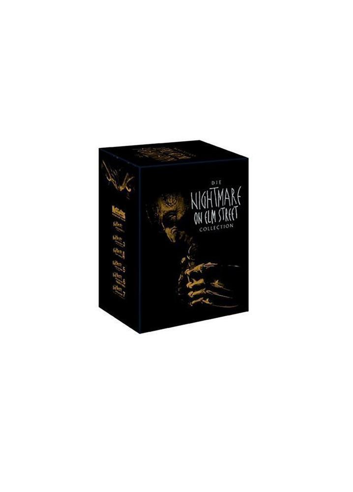 Nightmare on Elm Street Collector's Edition Box