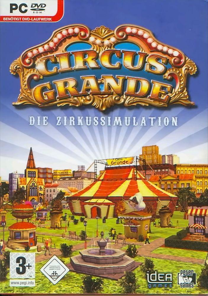 Circus Grande - Die Zirkussimulation