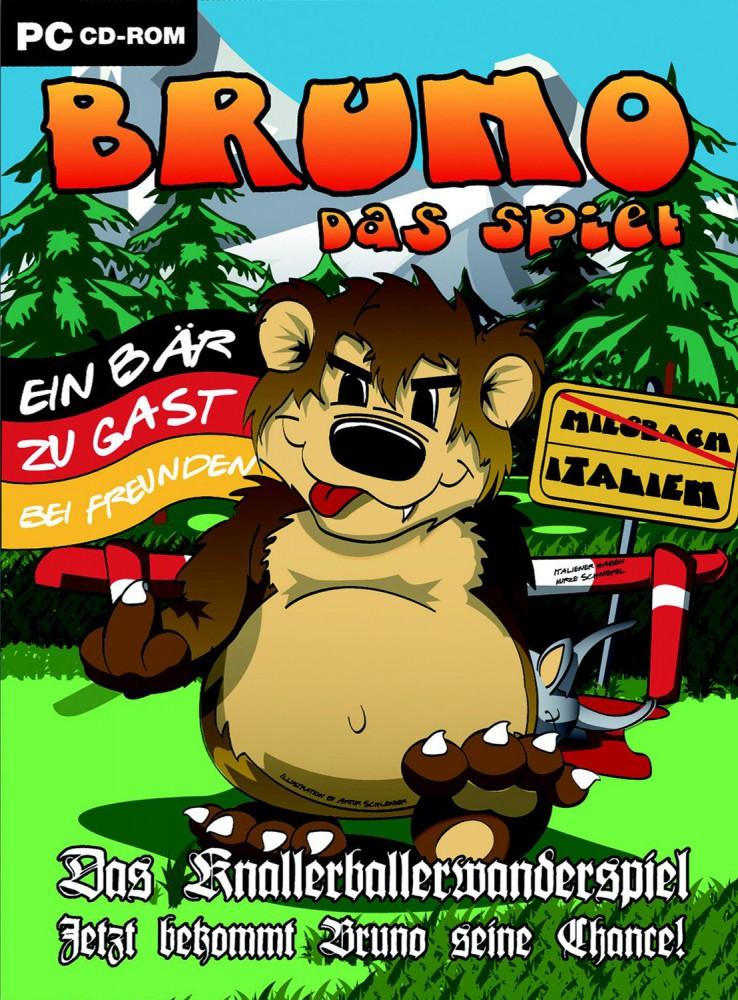 Bruno, das Spiel