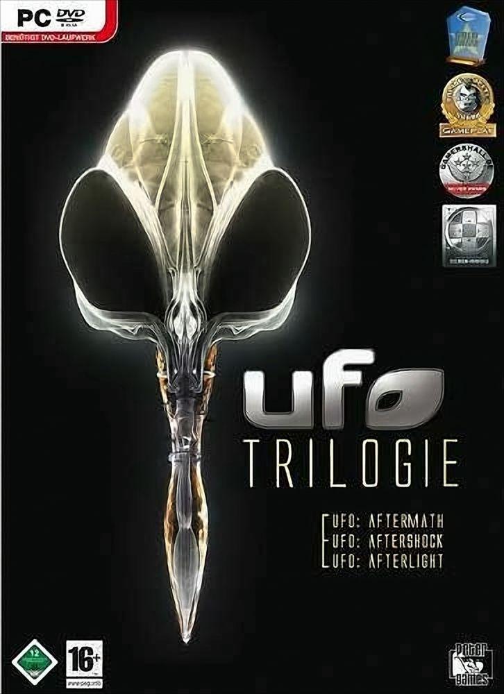 UFO Trilogie