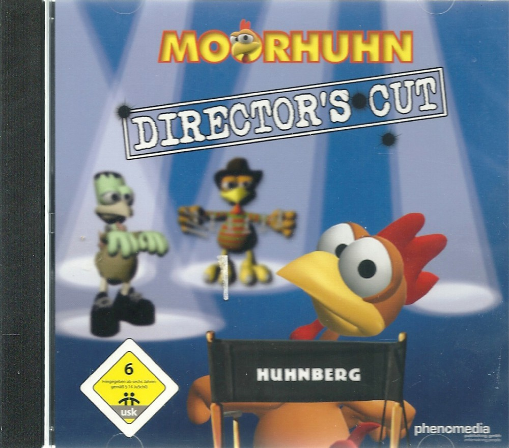 Moorhuhn - Director's Cut
