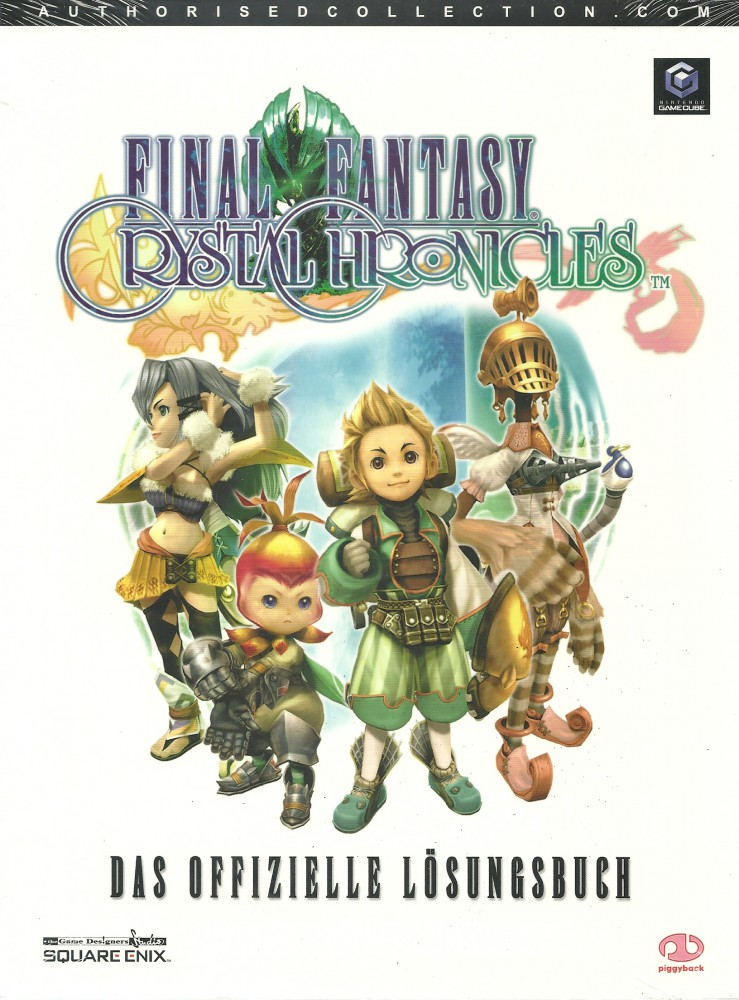 Final Fantasy Crystal Chronicles Lösungsbuch