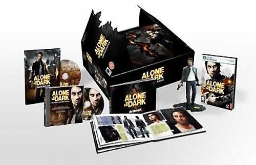 Alone In The Dark - Limited Edition