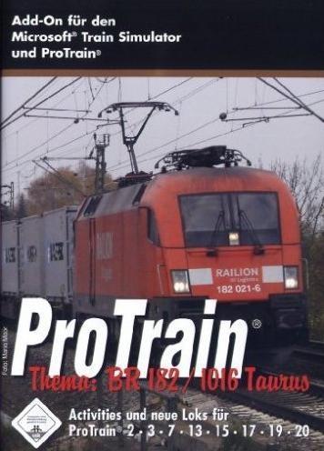 ProTrain BR 182/1016 Taurus