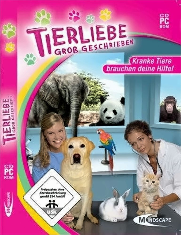 Tierliebe groß geschrieben - Kranke Tiere brauchen deine Hilfe!