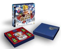 Buzz!: Quiz TV - Special Edition inkl. Wireless-Buzz!-Buzzer