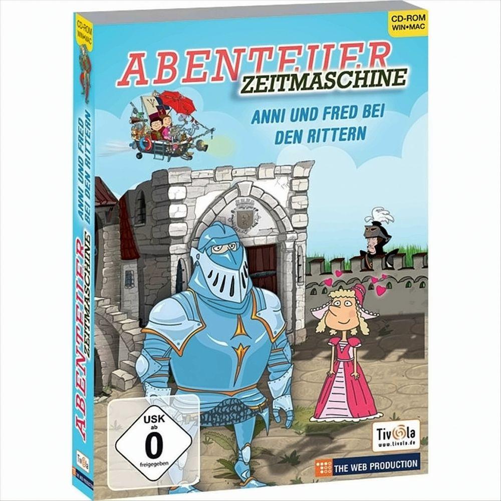 Abenteuer Zeitmaschine: Anni und Fred bei den Rittern