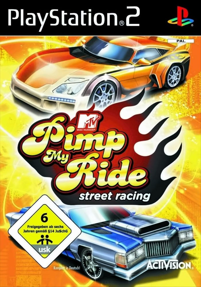 Pimp My Ride: Street Racing