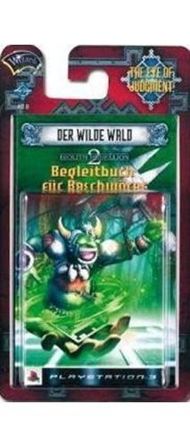 The Eye of Judgment Starterdeck Der wilde Wald Biolith Rebellion 2