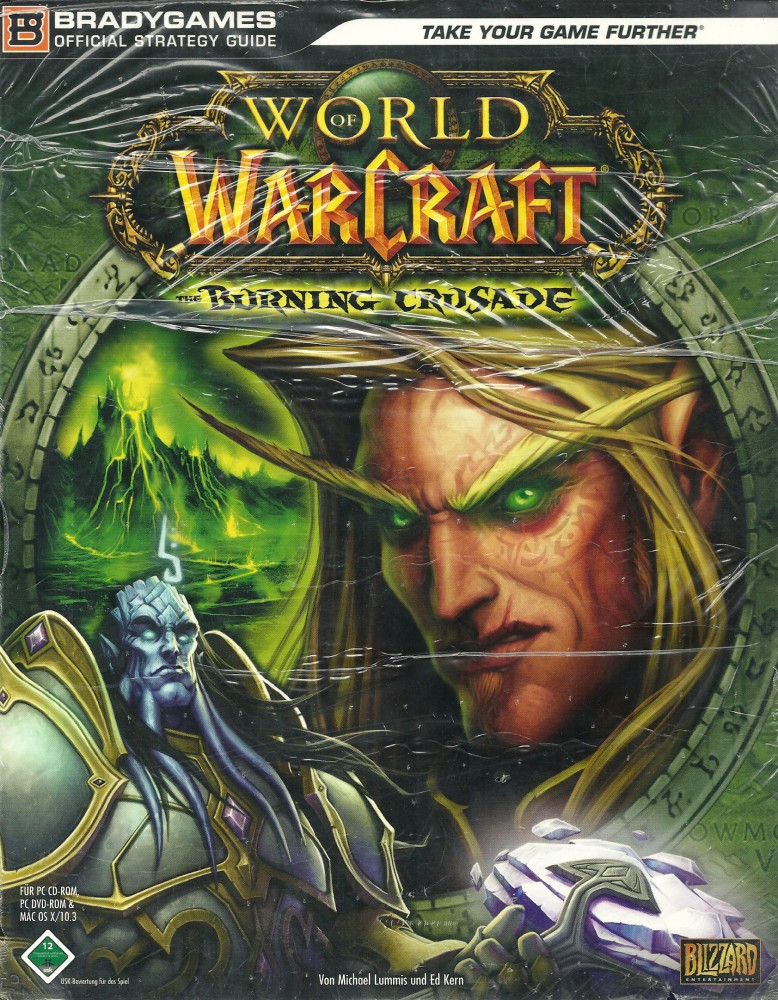 World of Warcraft - Burning Crusade. Official Strategy Guide