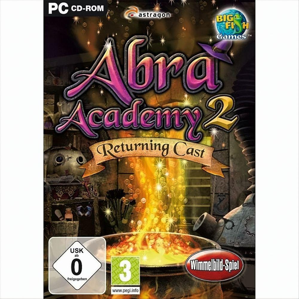 Abra Academy 2 - Returning Cast