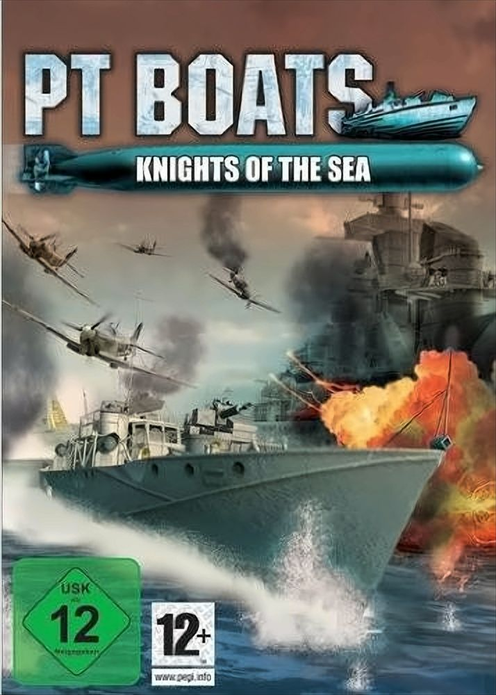 PT Boats - Knights of the Sea (DVD-Box)