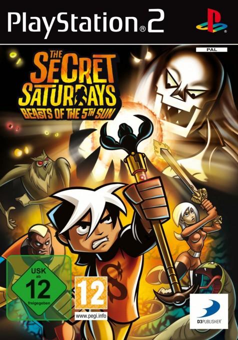 The Secret Saturdays: Beasts Of The 5th Sun