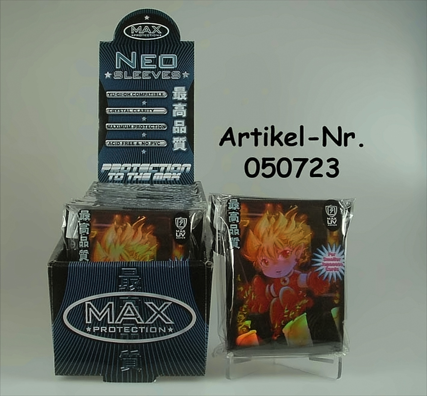 Max Protection - Fire Boy