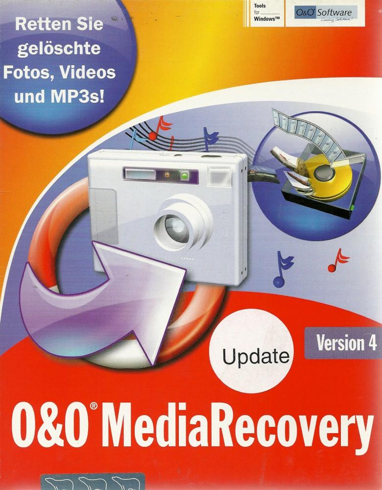 O und O MediaRecovery V4 EDU