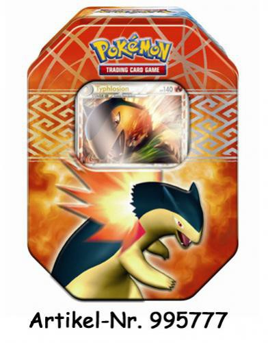 Pokemon Tin 14 Tornupto