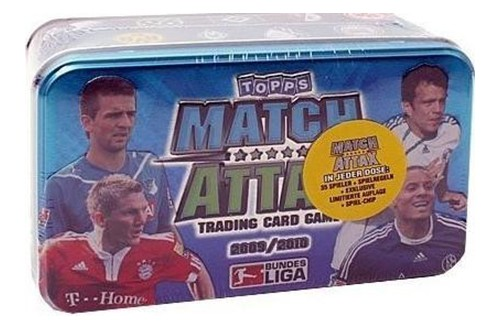 Match Attax (Collectors Tin) Patrick Ebert SAISON 09/10
