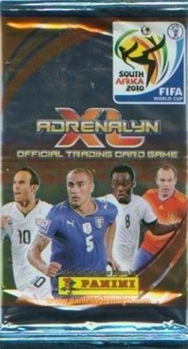 Fussball WM Südafrika 2010 Adrenalyn XL 2010 Booster
