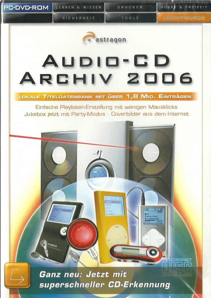 Audio CD Archiv Edition 2006
