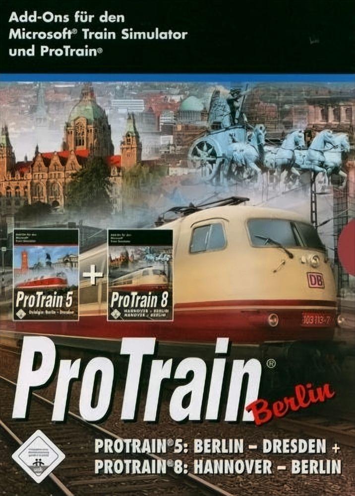 Train Simulator - Pro Train Berlin Bundle