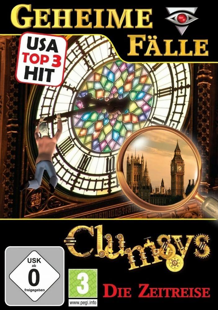 Geheime Fälle: Clumsys - Die Zeitreise
