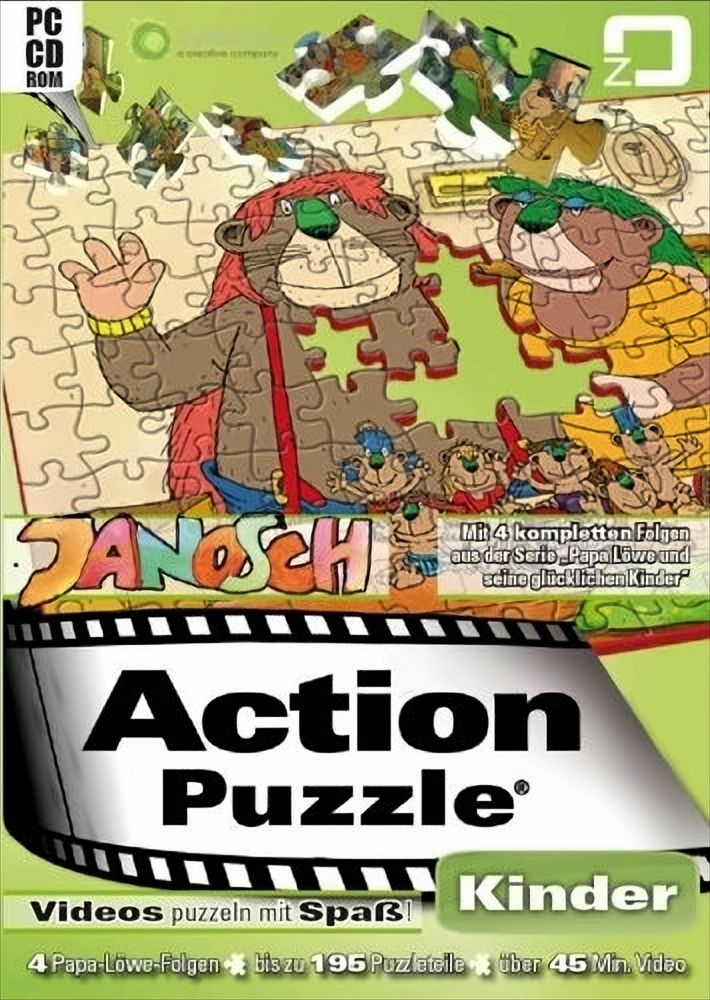 Action Puzzle: Janosch
