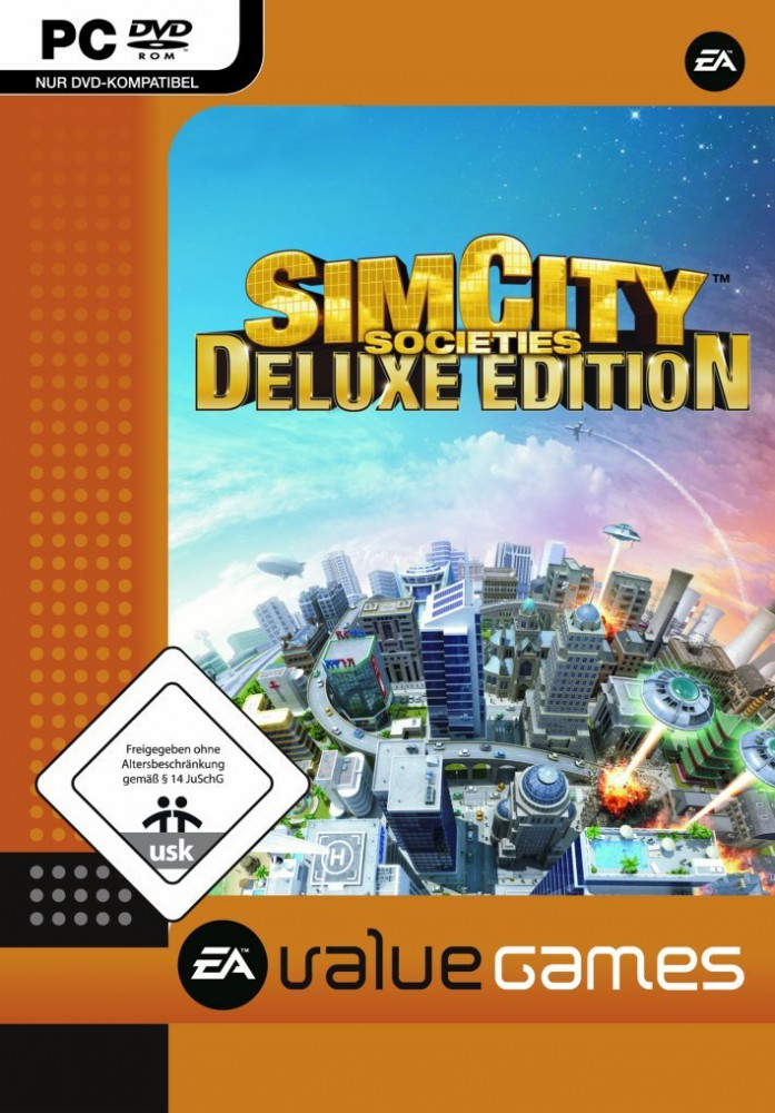 SimCity Societies - Deluxe Edition (Value Games)