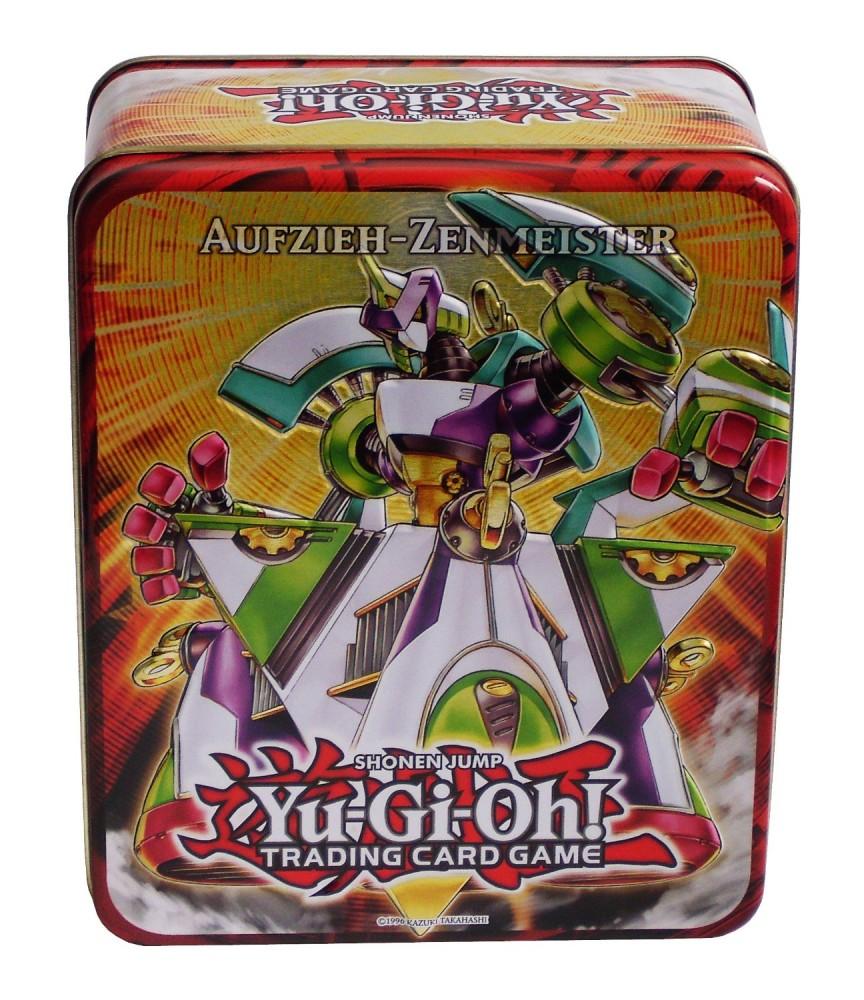 Yu-Gi-Oh! Tin 2011 Wave 1 Aufzieh-Zenmeister (deutsch)