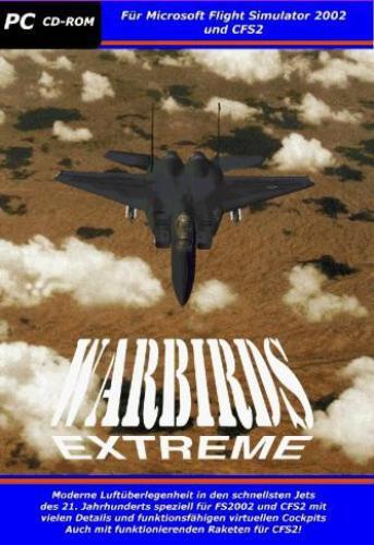 FS 2002 AddOn Warbirds Extreme