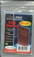 Ultra Pro Soft Sleeves - 100 Stück