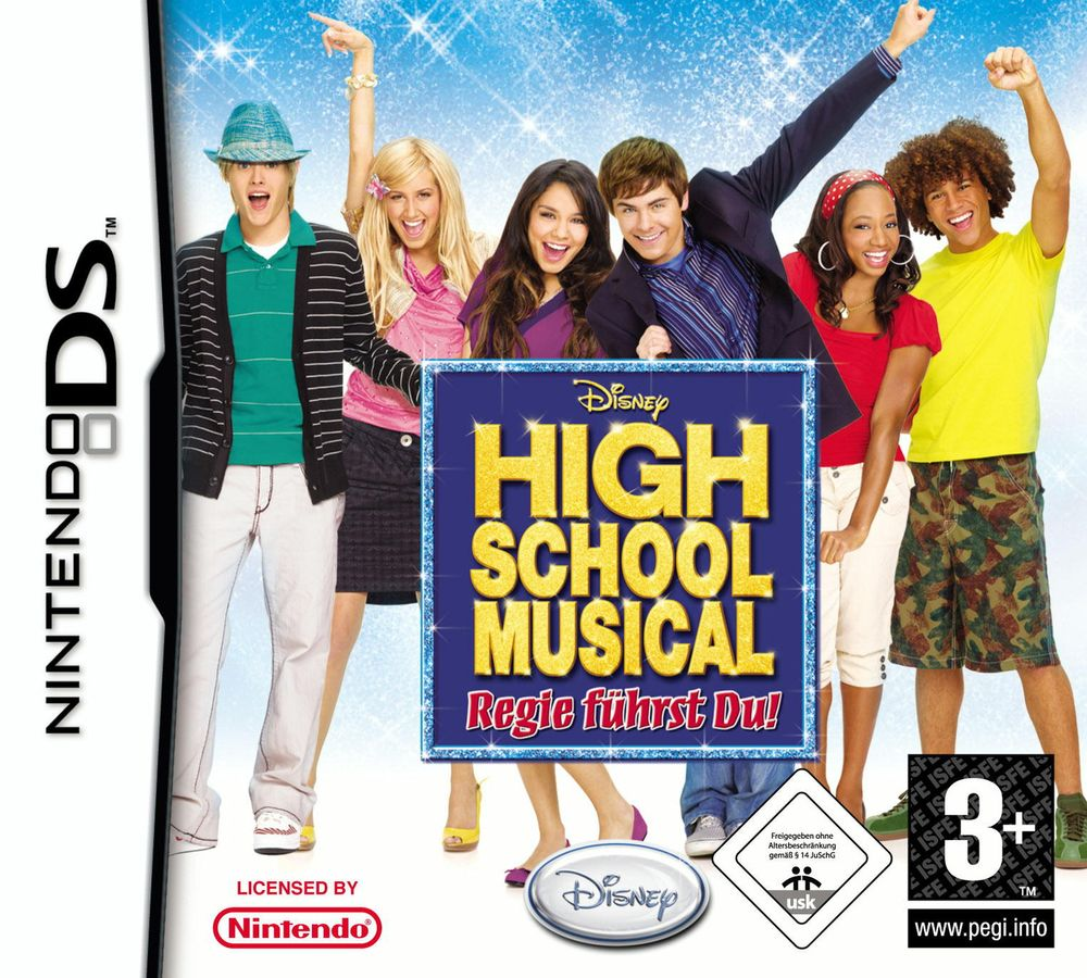 High School Musical: Regie führst Du!
