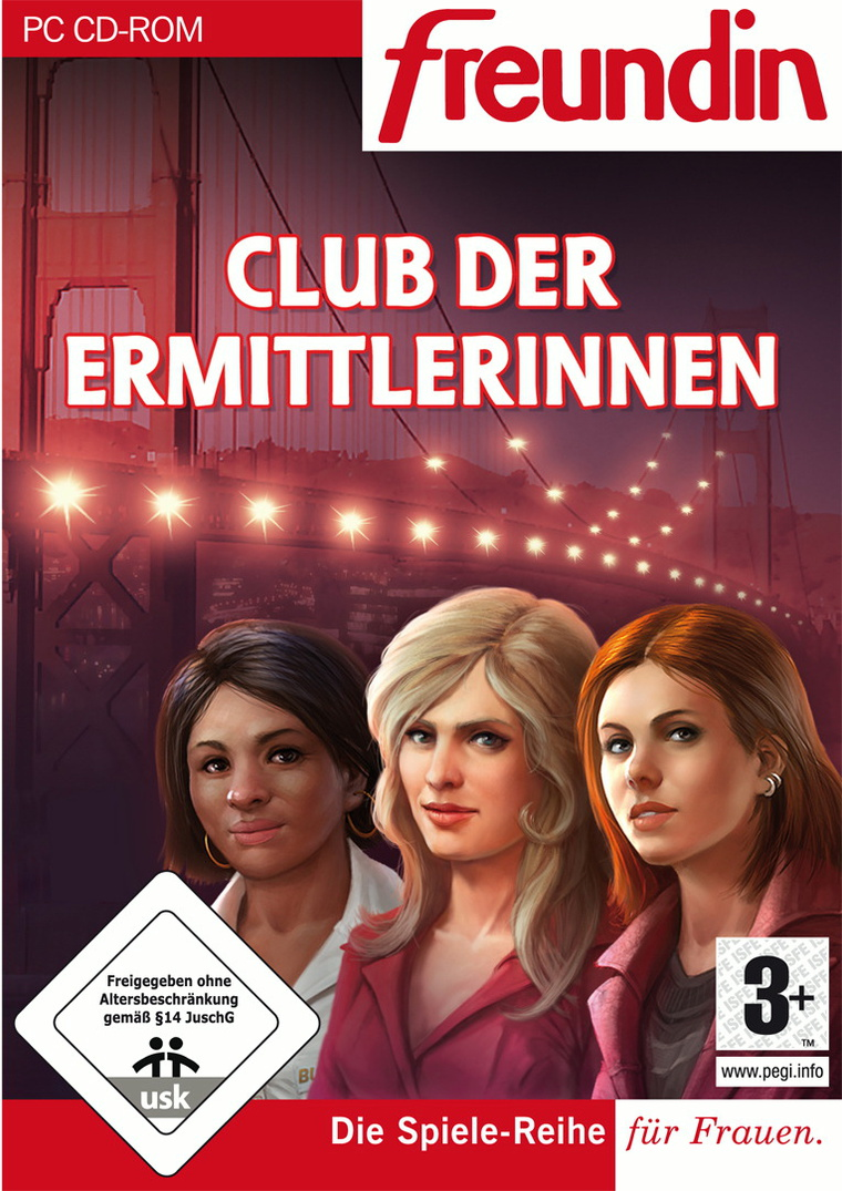 club der ermittlerinnen