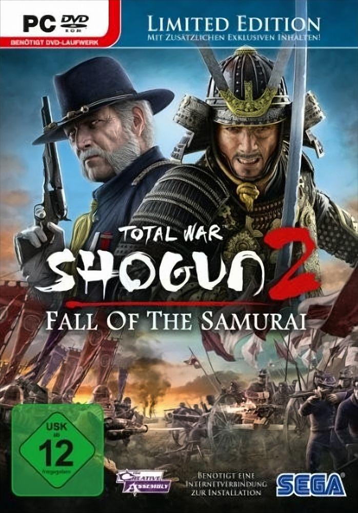 Total War: Shogun 2 - Fall Of The Samurai (Limited Edition)
