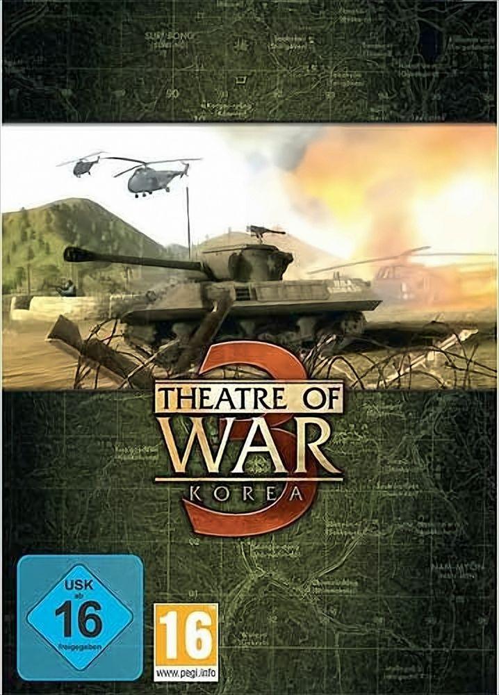 Theatre Of War 3 - Korea
