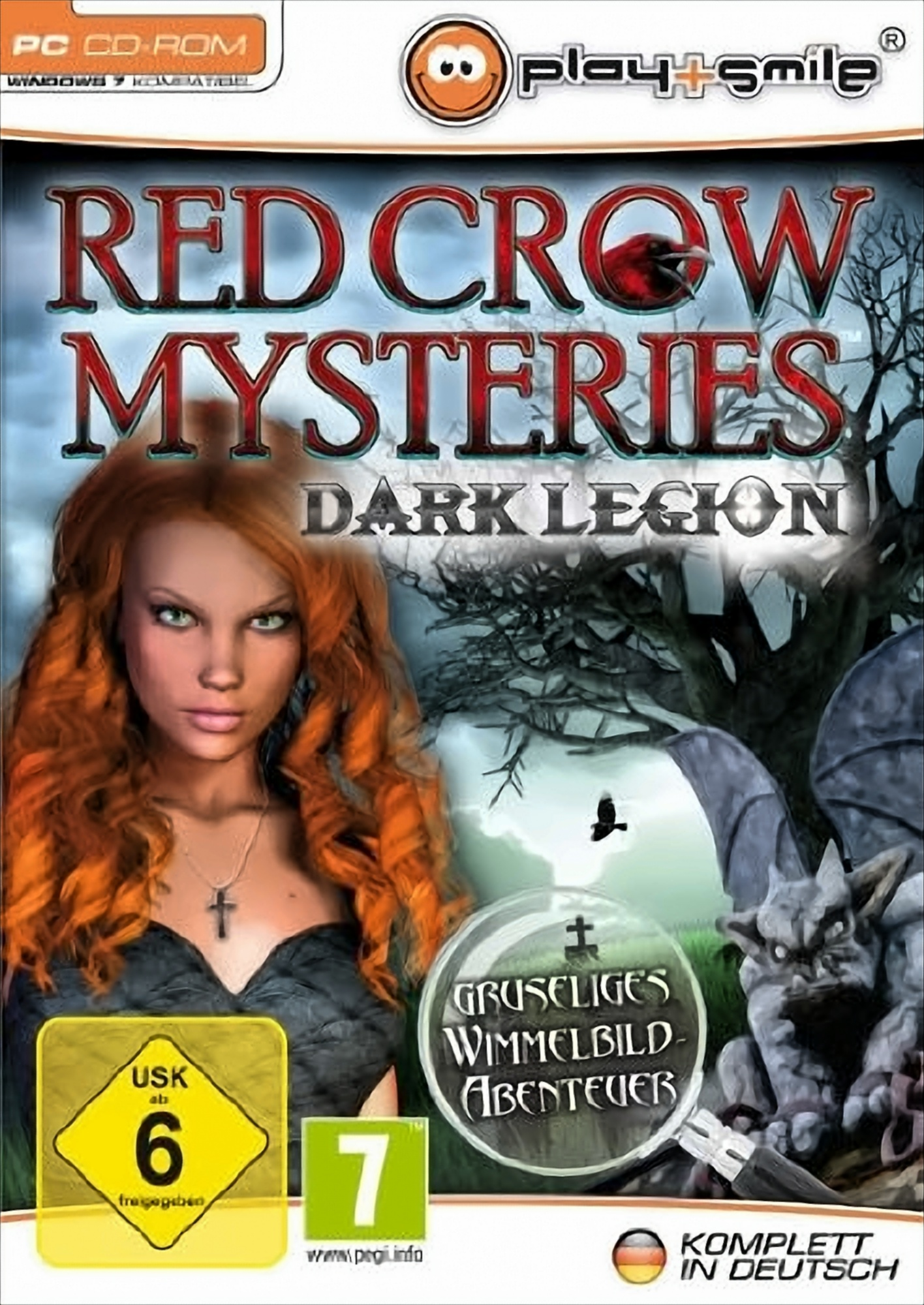 Red Crow Mysterys: Dark Legion