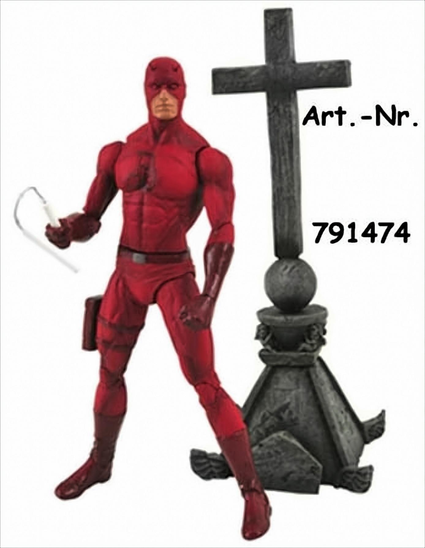 Marvel Select - Daredevil Special Collector Edi.