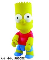 The Simpsons  Qee Mania Series Bart 25 cm Collect.