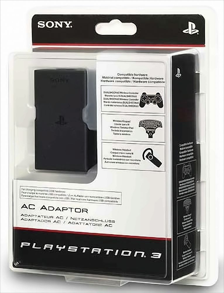 PlayStation 3 - USB AC Adapter