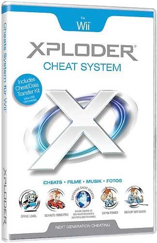 Xploder Cheat System 2.0
