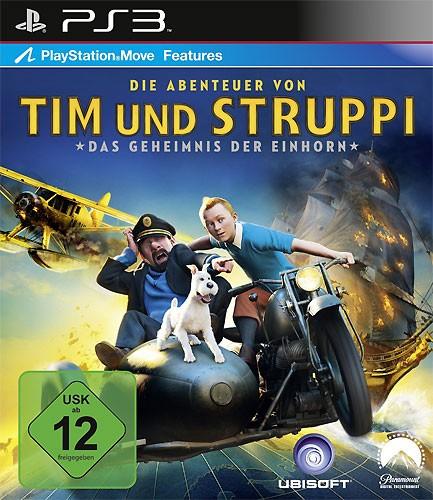 Die Abenteuer von Tim und Struppi: Das Geheimnis der 'Einhorn'