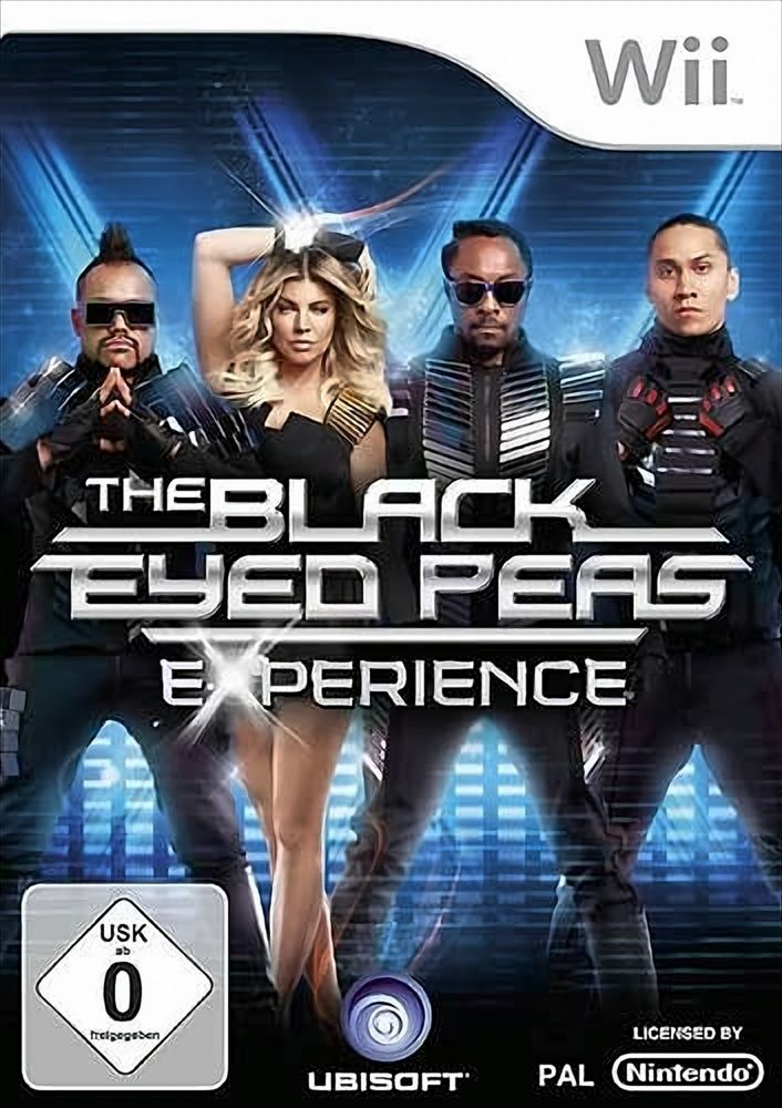 The Black Eyed Peas Experience (D1 Edition)