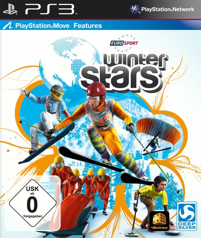 Eurosport Winter Stars PS3