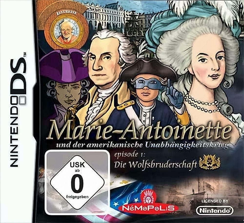 Marie-Antoinette und der amerikanische Unabhängigkeitskrieg Episode 1