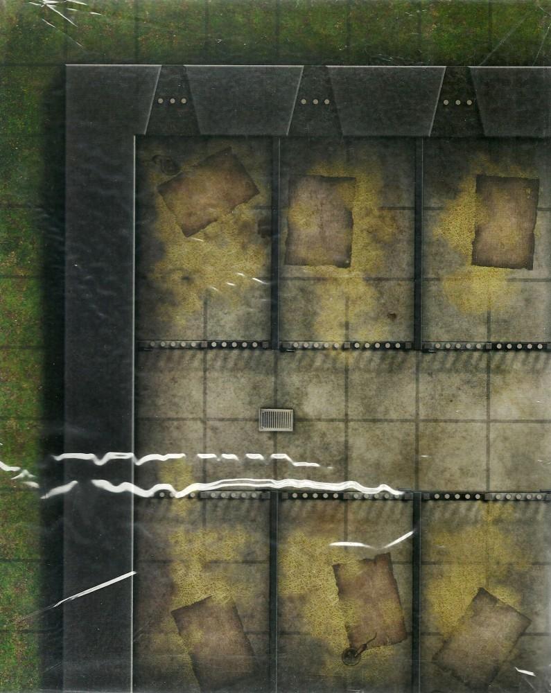 Pathfinder: Flip-Mat - Prison