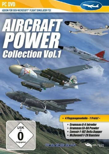 Aircraft Power Collection Vol.1