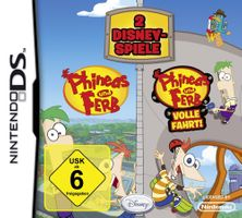 Phineas & Ferb  Doppelpack  (1+2)