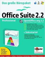 Open Office Professional Suite 2.2 Karton Box