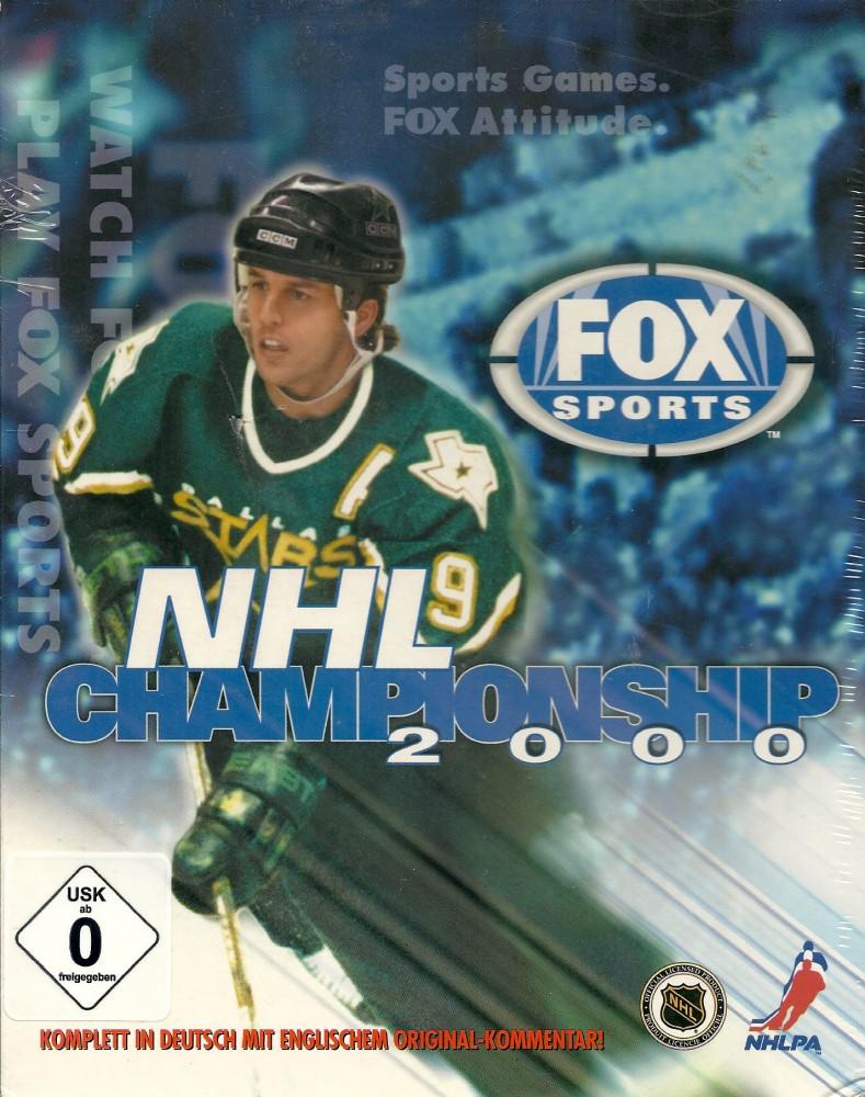 NHL Championship 2000 (gebraucht)