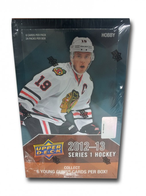 2012-13 NHL Upper Deck I (Hobby)
